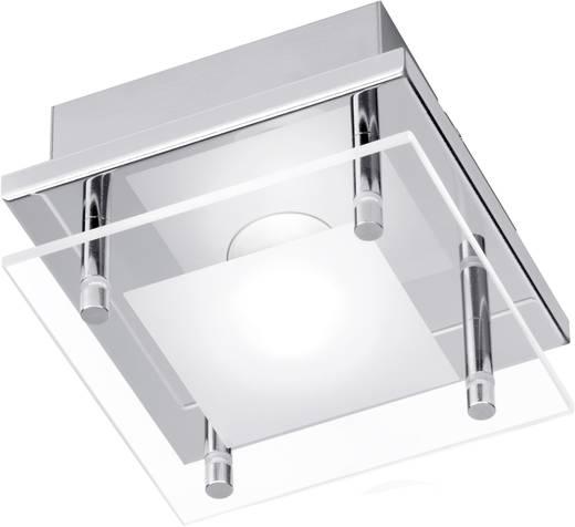 LED-Deckenleuchte 3.3 W Warm-Weiß Paul Neuhaus Chiron 6031-17 Chrom