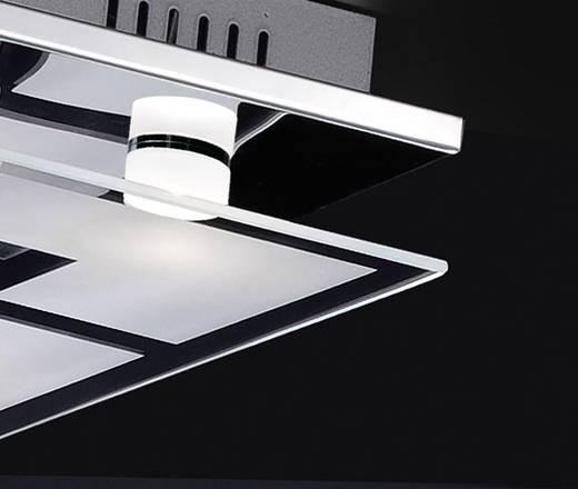 Paul Neuhaus Chiron 6116-17 LED-Deckenleuchte 24 W Warm-Weiß Chrom