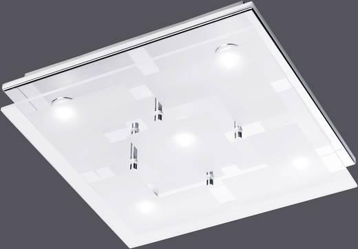 LED-Deckenleuchte 24 W Warm-Weiß Paul Neuhaus Chiron 6116-17 Chrom