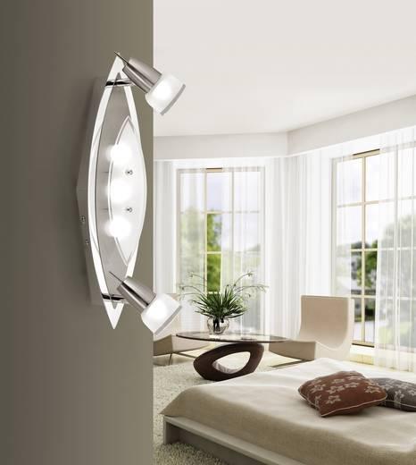 LED-Deckenstrahler 15 W Warm-Weiß Paul Neuhaus Meral 6179-55 Stahl