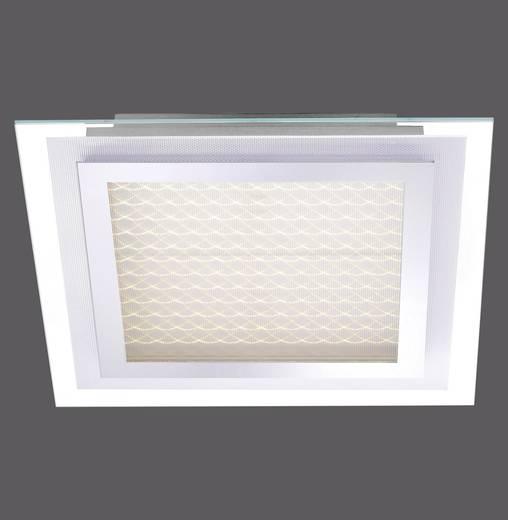 Paul Neuhaus Foil 6370-17 LED-Deckenleuchte 17.36 W Warm-Weiß Chrom