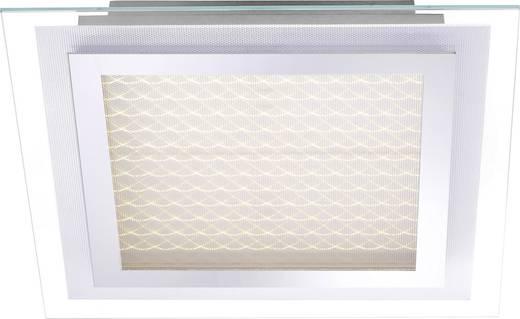 LED-Deckenleuchte 17.36 W Warm-Weiß Paul Neuhaus Foil 6370-17 Chrom