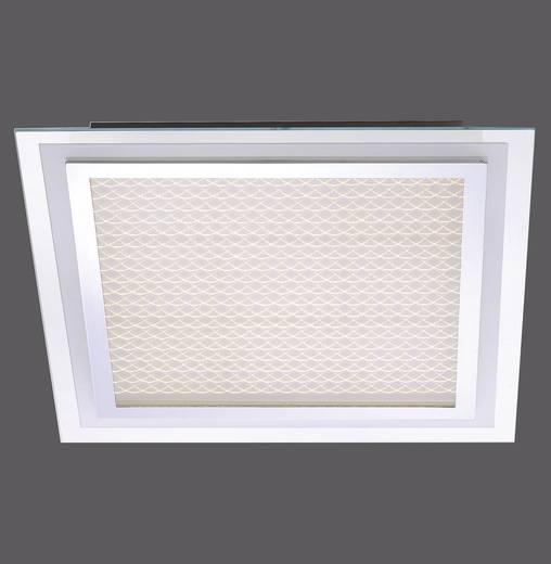 LED-Deckenleuchte 39.06 W Warm-Weiß Paul Neuhaus Foil 6386-17 Chrom