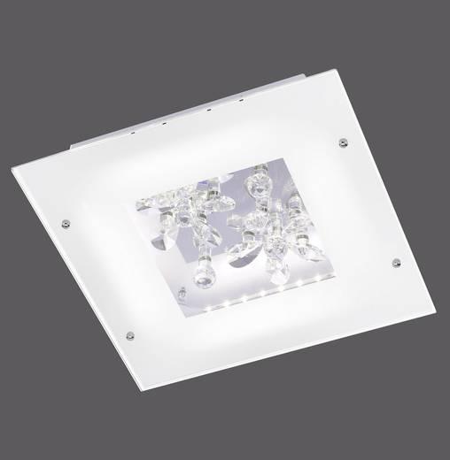 LED-Deckenleuchte 16 W Warm-Weiß Paul Neuhaus Kairi 6448-16 Weiß
