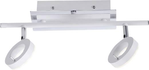 LED-Bad-Deckenleuchte 12 W Warm-Weiß Paul Neuhaus 6781-16 Sileda Weiß