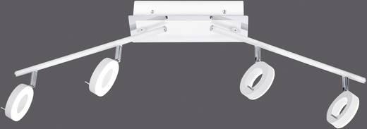 LED-Deckenstrahler 24 W Warm-Weiß Paul Neuhaus 6786-16 Sileda Weiß