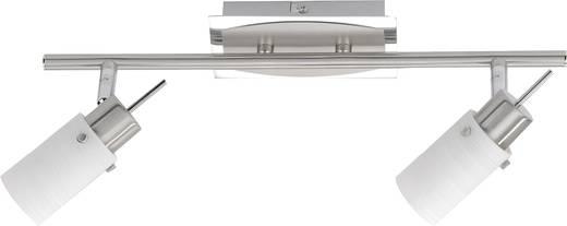 Deckenstrahler LED GU10 Paul Neuhaus Acura 6833-55 Stahl