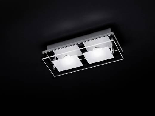 LED-Bad-Deckenleuchte 6.6 W Warm-Weiß Paul Neuhaus 6866-17 Chiron Chrom