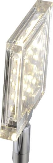 LED-Wandstrahler 4 W Warm-Weiß Brilliant Daan 6961-17 Chrom