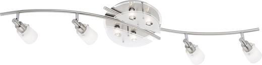 Deckenstrahler LED G9 16 W Paul Neuhaus Hara 6979-55 Stahl