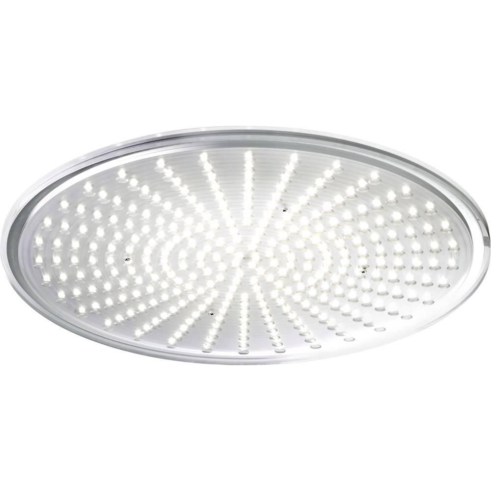 Plafonnier led pour salle de bain 42 w blanc chaud paul neuhaus sur le site internet conrad - Plafonnier salle de bain led ...