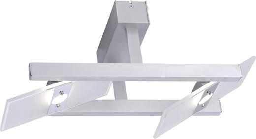 LED-Deckenstrahler 9.6 W Warm-Weiß Paul Neuhaus Pukka 8001-95 Aluminium