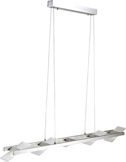 LED-Pendelleuchte 24 W Warm-Weiß Paul Neuhaus Pukka 8005-95 Aluminium