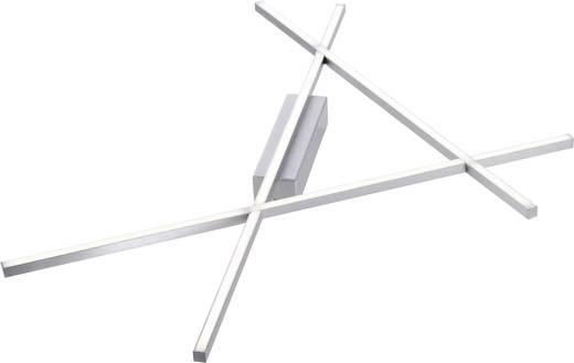 LED-Deckenleuchte 24 W Warm-Weiß Paul Neuhaus Stick 2 8051-55 Stahl