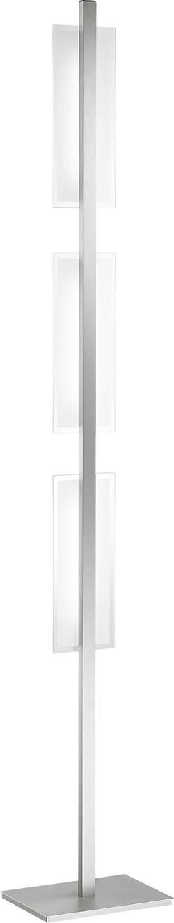 Lampadaire LED Paul Neuhaus Ludo 15 W 151.5 cm intensité variable aluminium