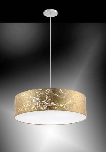 pendelleuchte led e14 84 w paul neuhaus shade 8427 12 gold kaufen. Black Bedroom Furniture Sets. Home Design Ideas
