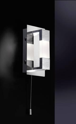 LED-Bad-Wandleuchte 4.8 W Warm-Weiß Paul Neuhaus 9196-96 Kemos Aluminium