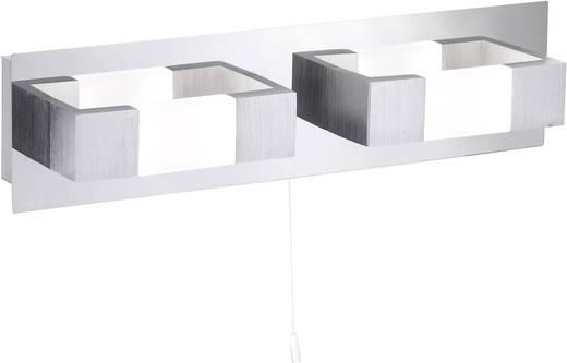 LED-Bad-Wandleuchte 9.6 W Warm-Weiß Paul Neuhaus 9198-96 Kemos Aluminium