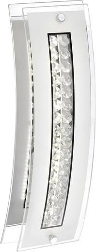 LED-Wandleuchte 7 W Warm-Weiß Paul Neuhaus Goran 9498-17 Chrom