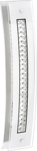 LED-Wandleuchte 10.5 W Warm-Weiß Paul Neuhaus Goran 9499-17 Chrom