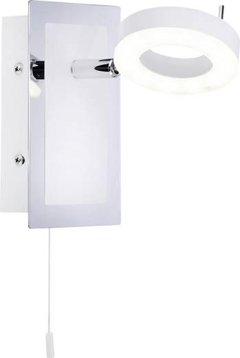 LED-Wandstrahler 6 W Warm-Weiß Paul Neuhaus Sileda 9785-16 Weiß