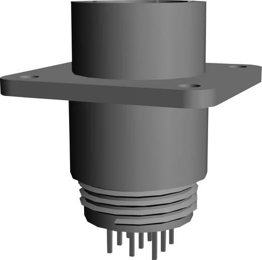 TE Connectivity 208223-9 Rundstecker Flanschbuchse Serie (Rundsteckverbinder): CPC 1 St.