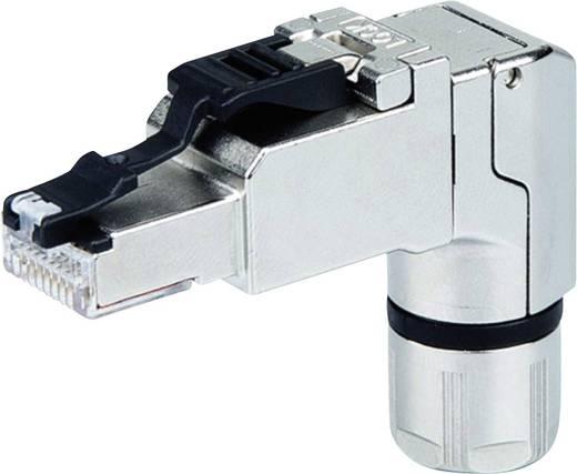 RJ45-Stecker gewinkelt, feldkonfektionierbar Stecker, gerade MFP8-4x90 T568A Cat.6A Telegärtner J00026A4004 1 St.