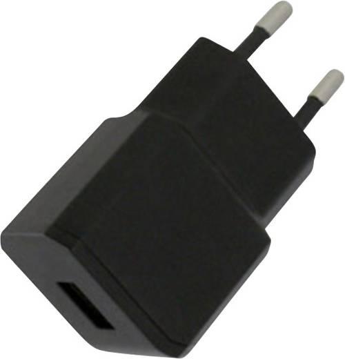 USB-Ladegerät HN Power HN-Power HNP11-USBV2-BLACK Steckdose Ausgangsstrom (max.) 2100 mA 1 x USB