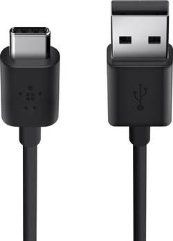 Belkin USB 2.0 Cordon [1x USB 2.0 type A mâle - 1x USB-C™ mâle]