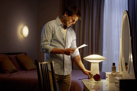 Philips Lighting Hue Tischleuchte Phoenix