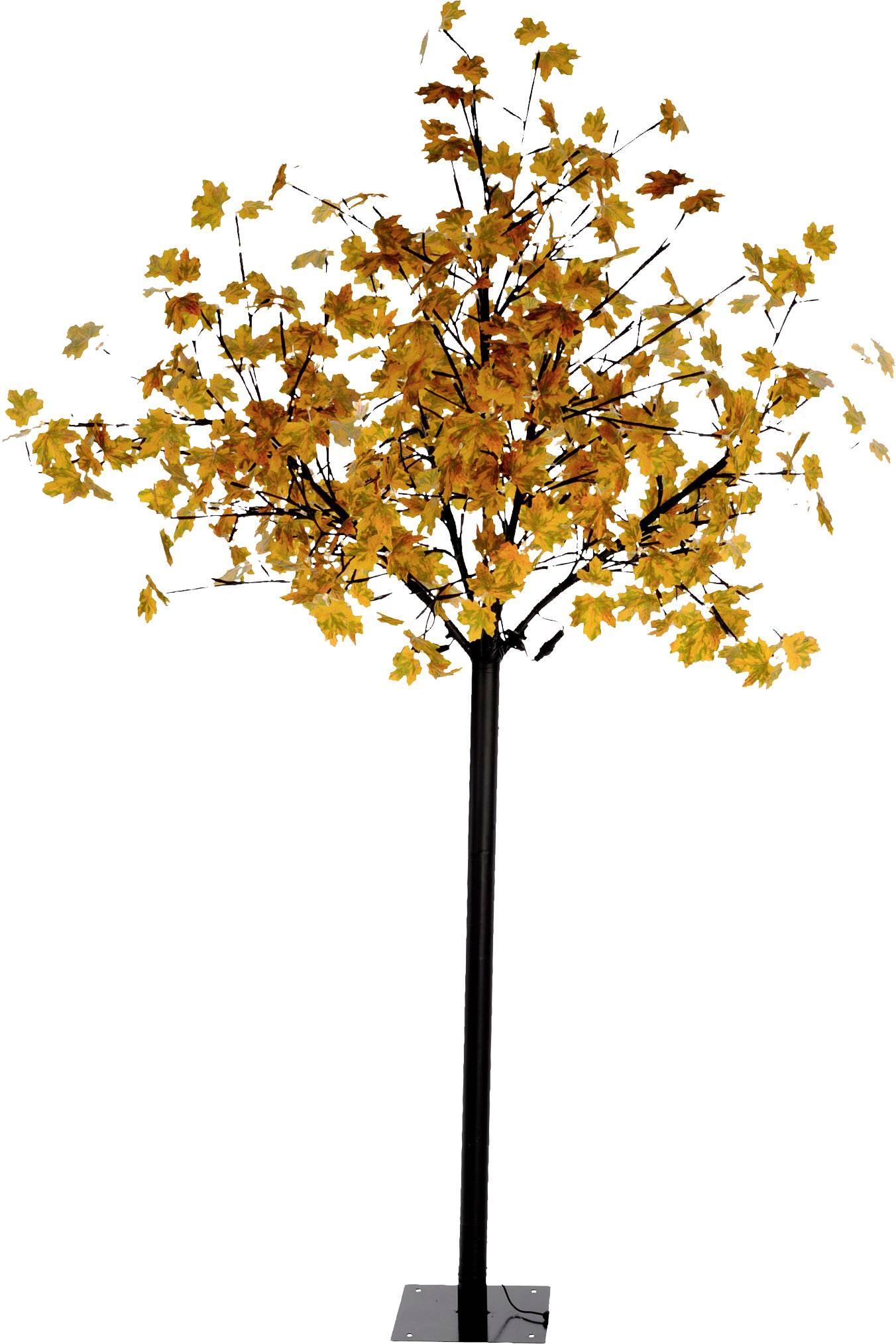 Leuchtendirekt Herbstlaub 86135 18 Außen Dekobeleuchtung Baum Led 135 W Warm Weiß Schwarz