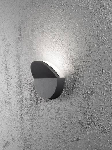 LED-Außenwandleuchte 4 W Warm-Weiß Konstsmide 7949-370 Matera Anthrazit