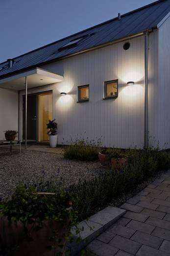 Konstsmide 7950-370 Rovigo LED-Außenwandleuchte 5 W Warm-Weiß Anthrazit