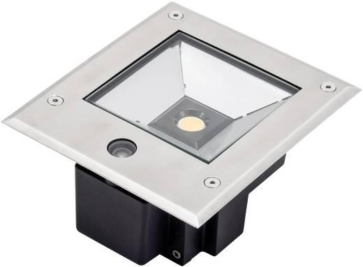 LED-Außeneinbauleuchte 12 W Warm-Weiß Konstsmide 7954-310 7954-310 Aluminium