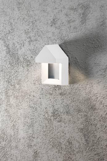 Konstsmide Cosenza 7958-250 LED-Außenwandleuchte 5 W Warm-Weiß Weiß