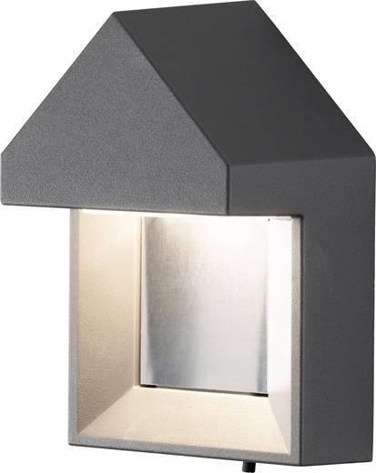LED-Außenwandleuchte 5 W Warm-Weiß Konstsmide Cosenza 7958-370 Anthrazit