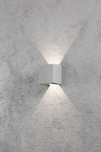 Konstsmide Cremona 7959-310 LED-Außenwandleuchte 6 W Warm-Weiß Grau