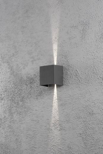 Konstsmide Cremona 7959-370 LED-Außenwandleuchte 6 W Warm-Weiß Anthrazit
