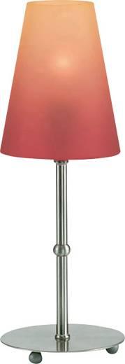 Tischlampe Halogen E14 40 W LeuchtenDirekt Bianca 50141-58 Orange