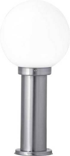 Außenstandleuchte Halogen E27 60 W LeuchtenDirekt Tano 19014-55 Stahl, Weiß