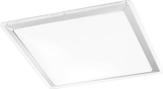 Bad-Deckenleuchte 20 W Warm-Weiß LeuchtenDirekt 14268-55 Labol Stahl
