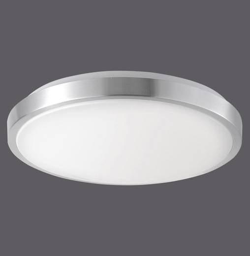 led deckenleuchte 12 8 w warm wei leuchtendirekt simscha 14263 95 aluminium. Black Bedroom Furniture Sets. Home Design Ideas