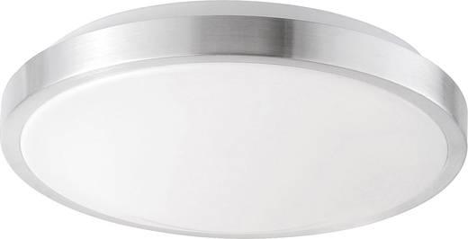 LED-Deckenleuchte 9.6 W Warm-Weiß LeuchtenDirekt Simscha 14262-95 Aluminium