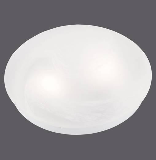 Deckenleuchte LED E27 120 W LeuchtenDirekt Tammo 14257-16 Alabaster