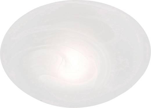 Deckenleuchte LED E27 75 W LeuchtenDirekt Tammo 14256-16 Alabaster