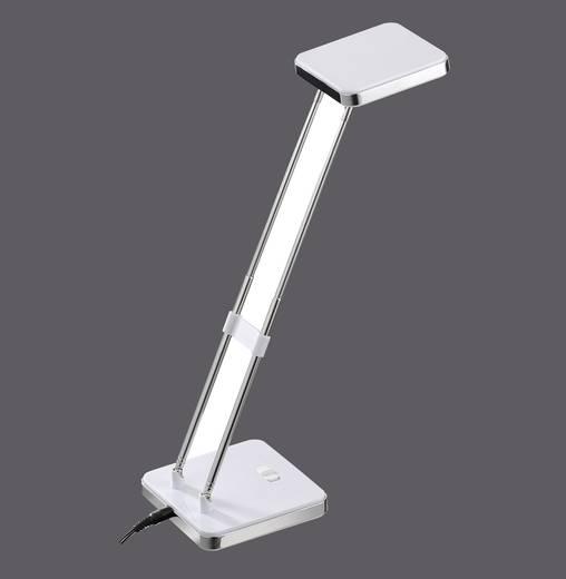 LED-Schreibtischleuchte 2.5 W Warm-Weiß LeuchtenDirekt Kitalpha 13603-16 Weiß