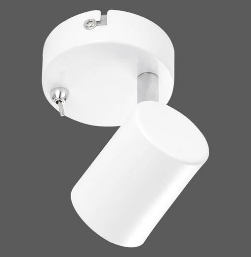 Wandstrahler GU10 3 W LED LeuchtenDirekt Tarik 11941-16 Weiß