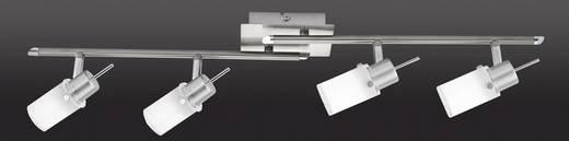Deckenstrahler LED GU10 16 W LeuchtenDirekt Max 11934-55 Stahl