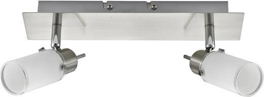 Deckenstrahler LED GU10 8 W LeuchtenDirekt Max 11932-55 Stahl