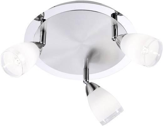 Deckenstrahler LED G9 6 W LeuchtenDirekt Vino 11893-55 Stahl